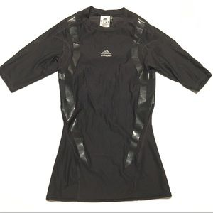 Adidas • tech fit clima cool compression shirt